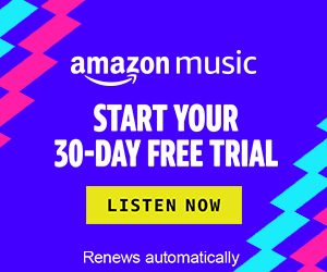 amazon music trial